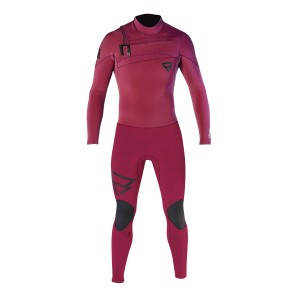 Pianka BRUNOTTI 2020 GRAVITY FULLSUIT 3/2 Red