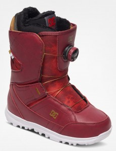 Buty Snowboardowe DC Shoes SEARCH MAROON 2017