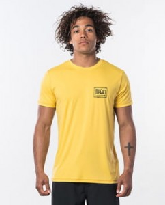 LYCRA RIP CURL NATIVE UVT YELLOW