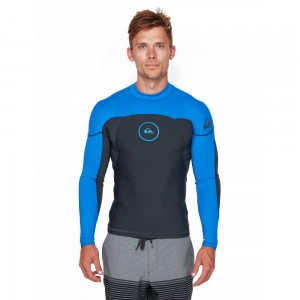 Docieplacz Quiksilver 1mm Syncro Series - Long Sleeve Neoprene Surf Top for Men 2019