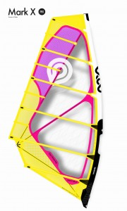 Żagiel Goya Mark X Pro Freerace 2019 Yellow/Fuchsia