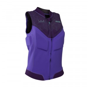 Kamizelka (JUNIORSKA) ION IVY VEST WOMEN FZ PURPLE 2019