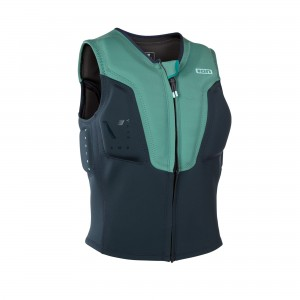 Kamizelka (Juniorska) ION VECTOR VEST SEA GREEN/DARK BLUE 2019