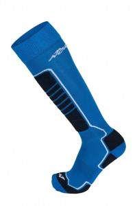 Skarpety Nordica All Mountain 2pp Blue/Black + Black/Blue