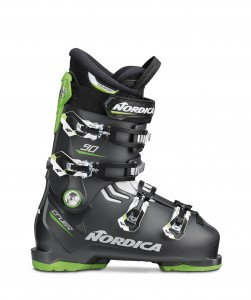 BUTY NARCIARSKIE NORDICA THE CRUISE 90	ANTHRACITE-GREEN-WHITE 2020