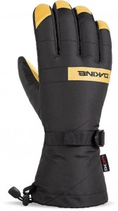 rękawice snow DAKINE NOVA GLOVE BLACK/TAN