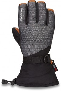 rękawice snow DAKINE LEATHER CAMINO GLOVE HOXTON