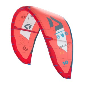 Latawiec DUOTONE EVO FREERIDE / FREESTYLE / WAVE RED 2020