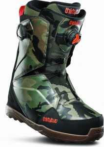 Buty snowboardowe THIRTYTWO lashed double boa Camo 2020