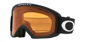 GOGLE  OAKLEY OF2.0 PRO XL Matte Black w/Pers&DkGry