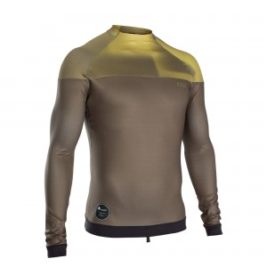 Lycra ION RASHGUARD MEN LS DARK OLIVE 2020