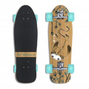 FISH SKATEBOARDS SURFSKATE Ratfish