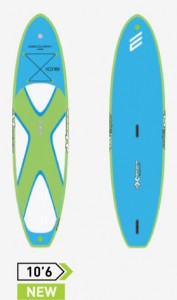 Deska Pompowana SUP/WINDSUP Exocet DISCOVERY 10'6 Inflatable 2018 New