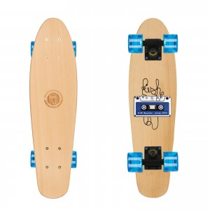 Cruiser Tape/Black/Transparent Blue
