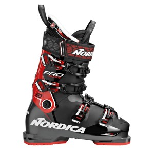 BUTY NARCIARSKIE NORDICA PRO MACHINE 110 BLACK-RED-WHITE 2019