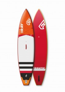 Deska SUP Fanatic Ray Air Premium (pompowana) 2017