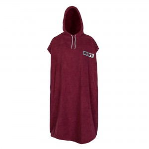 ION 2019 - Poncho CORE - dark red - S(135-175)
