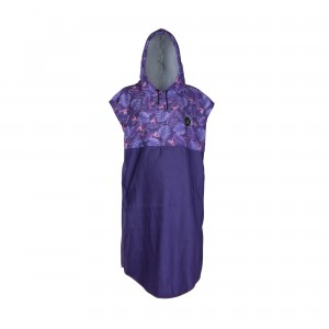 ION 2019 - Poncho Select Muse - purple - S(135-175)