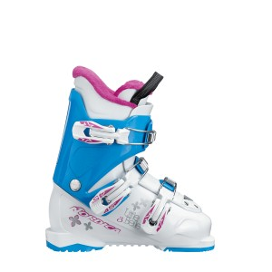 BUTY NARCIARSKIE NORDICA LITTLE BELLE 3WHITE-LIGHT BLUE-PURPLE 2019