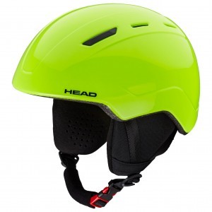 KASK HEAD MOJO LIME 2019