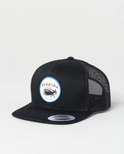 CZAPKA RIP CURL DESTINATION SURF TRUCKER CAP BLACK