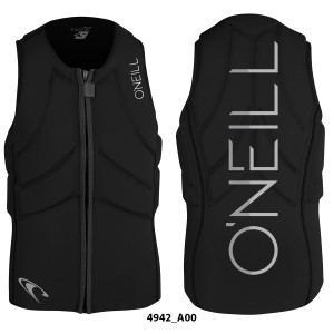 Kamizelka O'Neill MEN Slasher Kite Vest BLACK 2020