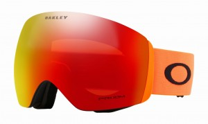 GOGLE OAKLEY Team Oakley Flight Deck w/Prizm Snow Torch OO7050-61 2019