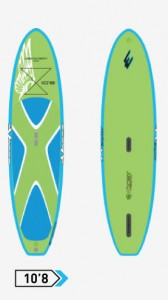 Deska Pompowana SUP EXOCET DISCOVERY 10'8 Inflatable 2017