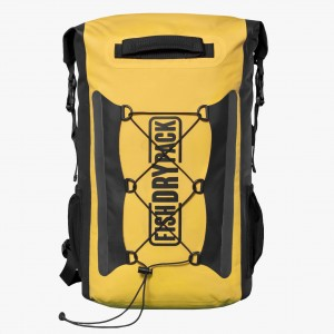 187011d22db29 Plecak Fish Dry Pack Explorer 40l (WODOSZCZELNY) ŻÓŁTY