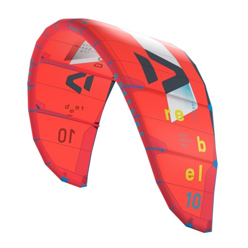 Latawiec Duotone Rebel High Performance Freeride / Big Air red 2020