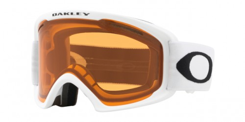 OAKLEY OF2.0 PRO XL MatteWht w/Persimmon&DkGry