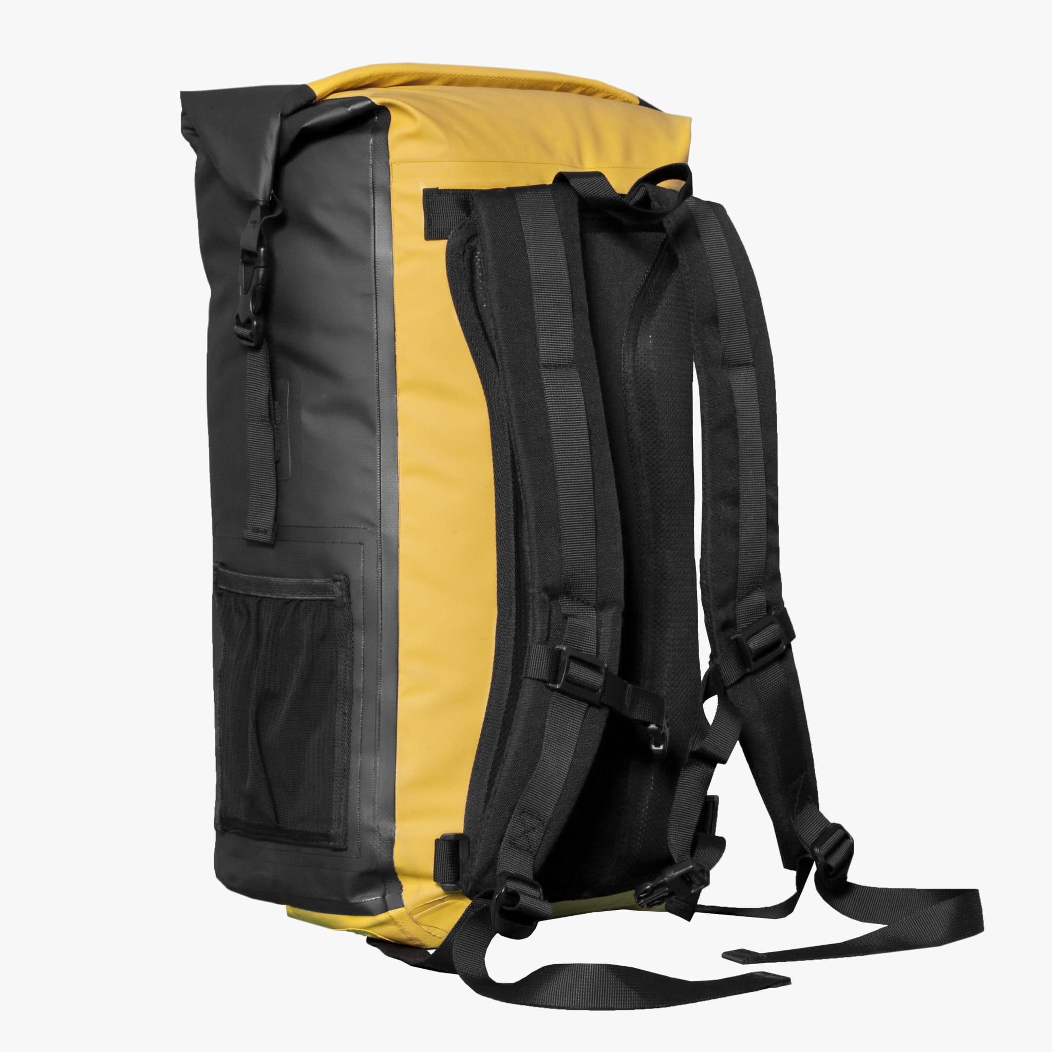 2501312f433b7 Plecak Fish Dry Pack Explorer 40l (WODOSZCZELNY) ŻÓŁTY SURFOTEKA